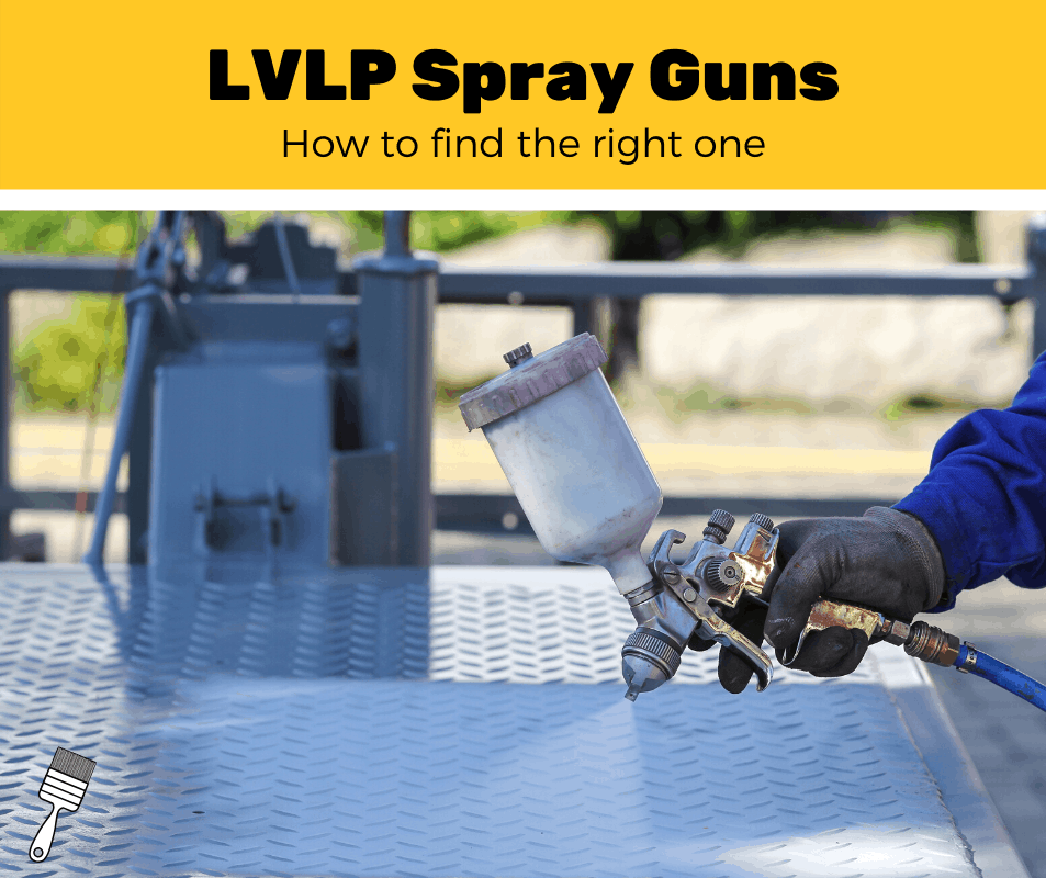 Best LVLP spray guns