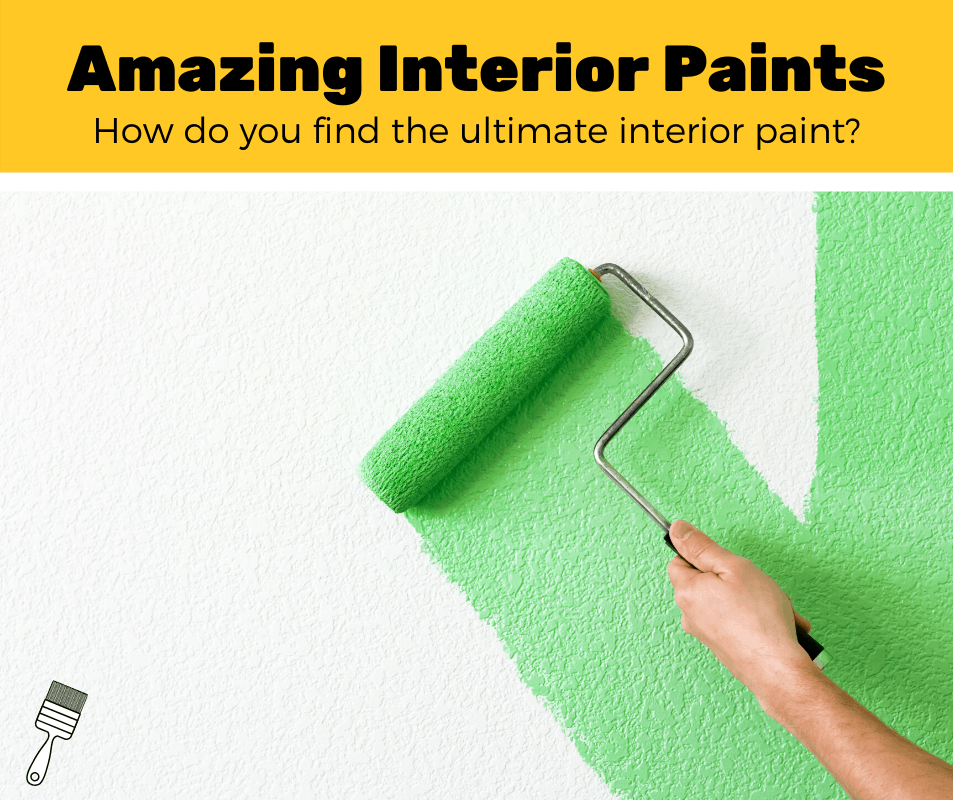 Top 5 Best Interior Paints (2020 Review)