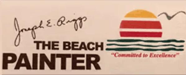 The Beach Painter
