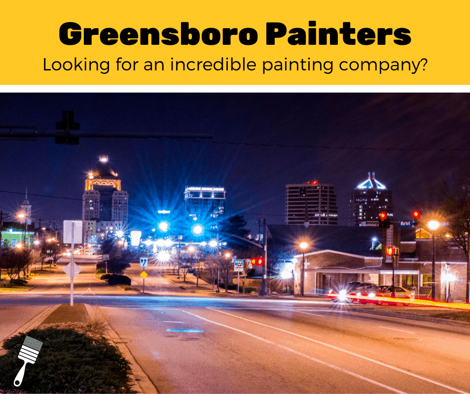 Top 5 Best Painters In Greensboro, North Carolina(2020 Review)