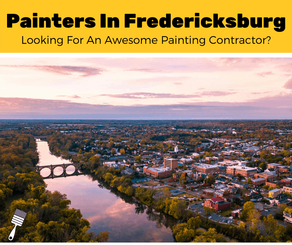 Top 5 Best Painters In Fredericksburg, Virginia (2020 Review)