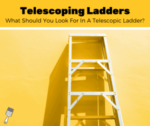 Top 10 Best Telescoping Ladders For Painting (2020 Review)