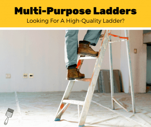 Top 7 Best Multi-Position Ladders For Painting And Construction (2020 Review)