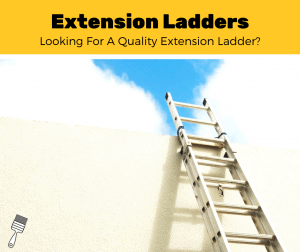 Top 5 Best Extension Ladders For Painting (2020 Review)