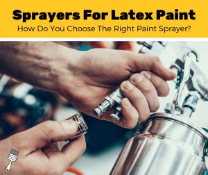 Top 5 Best HVLP Paint Sprayer For Latex Paint (2020 Review)