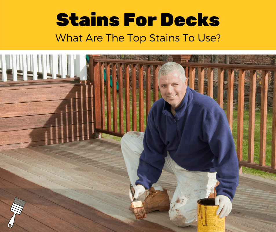 Top 5 Best Deck Stains (2020 Reviews)
