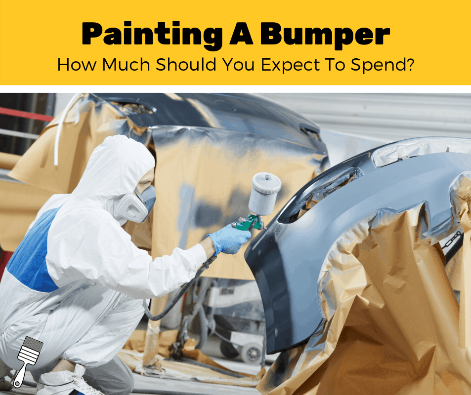 How Much Does It Cost To Paint A Bumper?