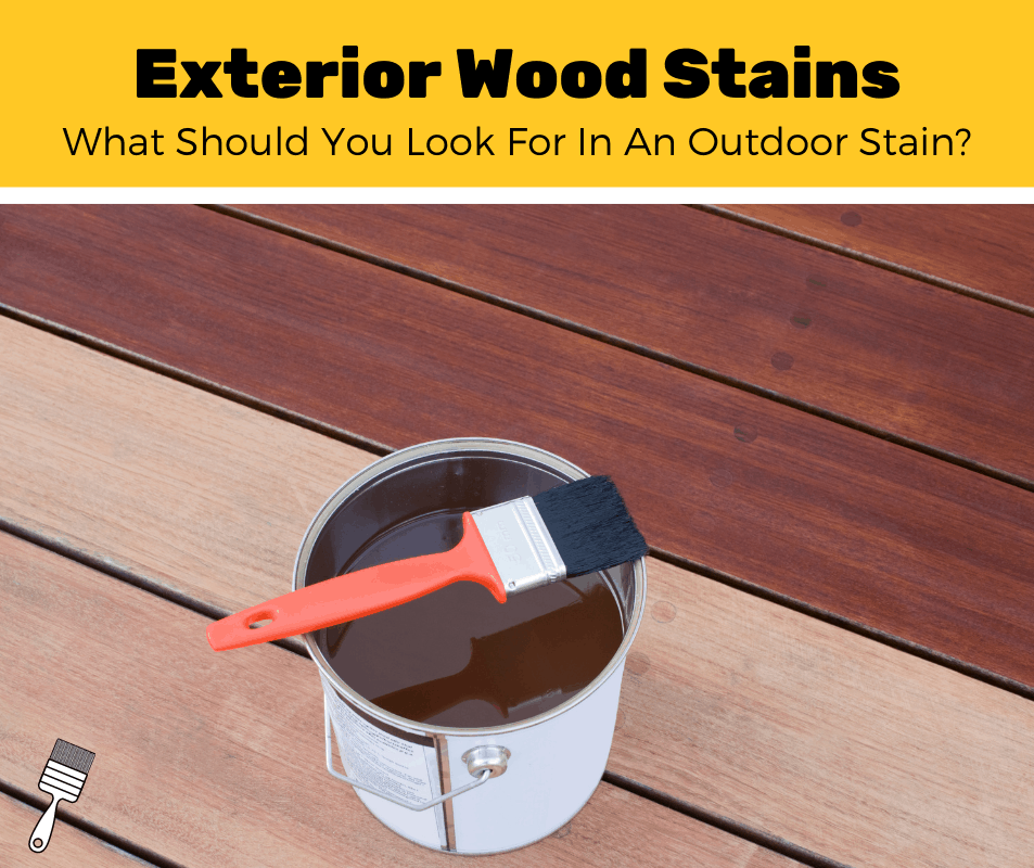 Top 7 Best Exterior Wood Stains