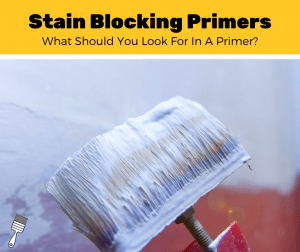 Stain Blocking Primers