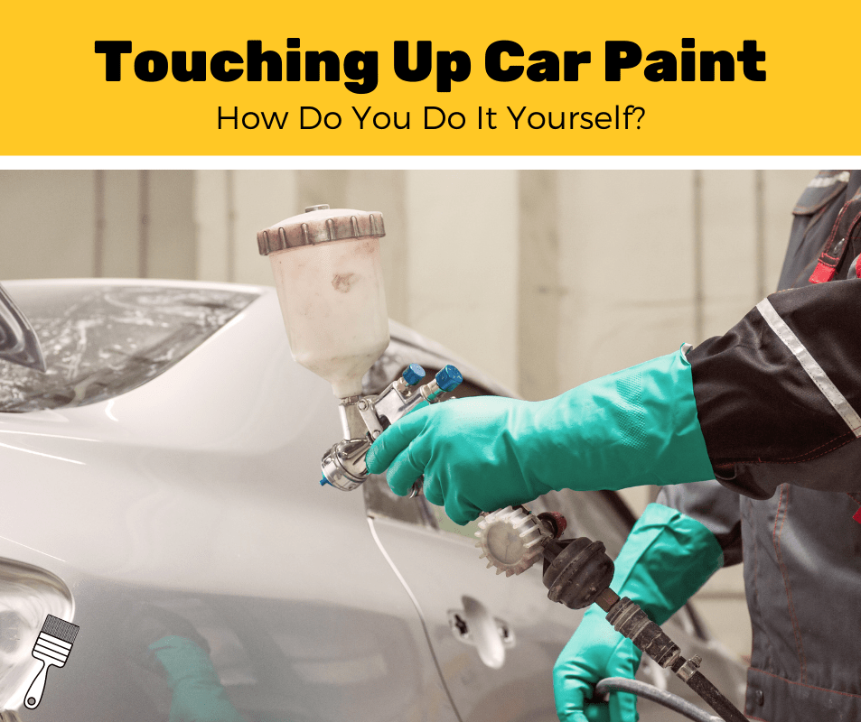 Touching Up Car Paint