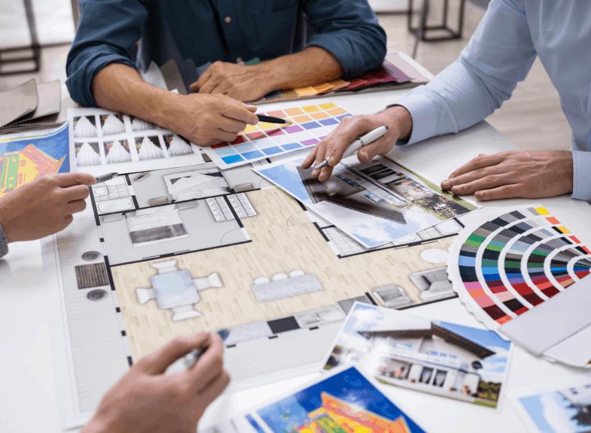 Evaluating color palettes